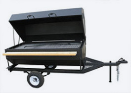 Gulf Coast Party and Event Rental BBQ grill