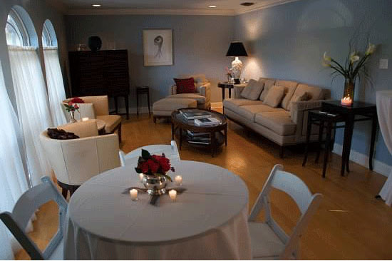 Gulf Coast Party and Event Rental intimate